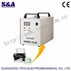 laser  water chiller(High efficient cooling with CE certification)