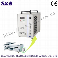 package machine welding torch Laser welding chiller