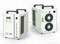 25W-300W CO2 RF or glass tube cooling