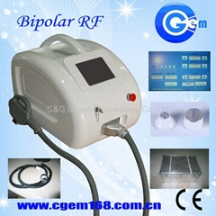 Bipolar RF skin rejuvena