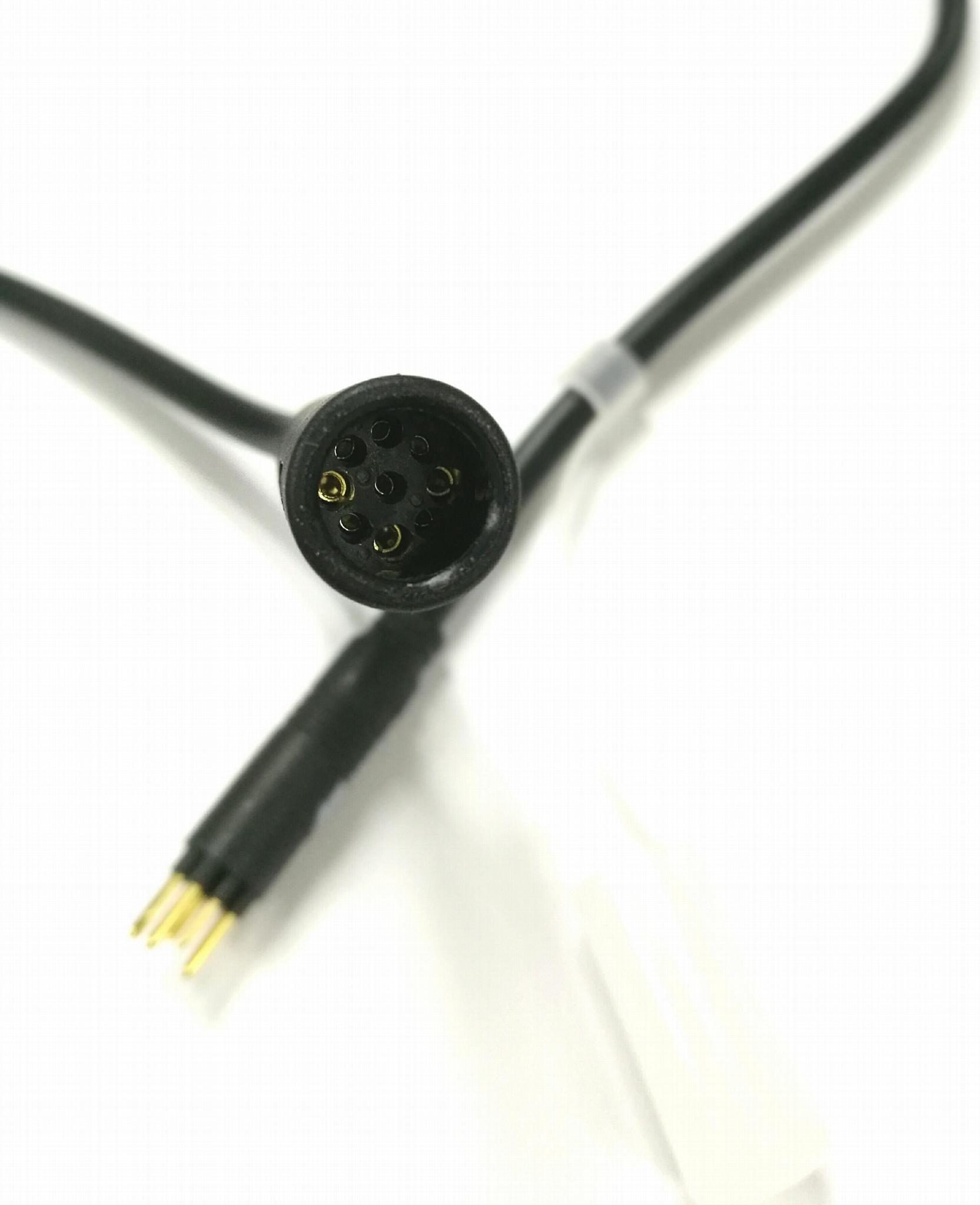 信音防水電動自行車電機線 1