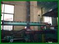 Duplex vulcanizing machine
