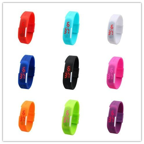 2015 Touch Screen Lowest price port Watch For Men Women Kid  4