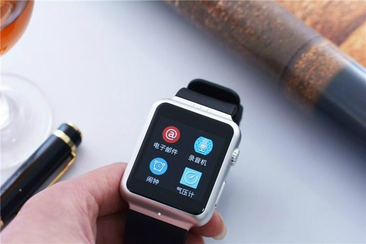 Smart Watch K8 Android 4.4 system with 2M pixels Webcam Wifi FM for Huawei ZTE 2