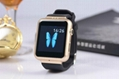 Smart Watch K8 Android 4.4 system with 2M pixels Webcam Wifi FM for Huawei ZTE 4