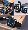 Smart Watch K8 Android 4.4 system with 2M pixels Webcam Wifi FM for Huawei ZTE 12
