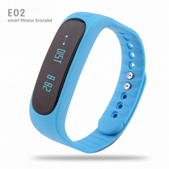 Health fitness tracker Sport Bracelet Waterproof Wristband (Hot Product - 4*)