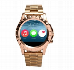 Latest W13 waterproof Smart Watch For AppleFor Samsung s4s5Android IOS Phone