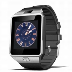 Newest Bluetooth Smartwatch anti lost smart watch DZ09 for Samsung S4/Note3