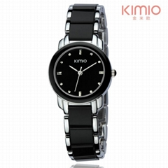 Women Stainless steel Bracelet Watches Women Fashion luxury Watch