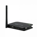 Andoer Z4 WiFi & LAN Smart Media Player with Remote Controller 5