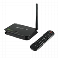 Andoer Z4 WiFi & LAN Smart Media Player with Remote Controller 6