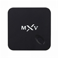 1080P MXV Smart Android 4.4 TV Box