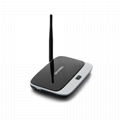 Q7 CS918 Android 4.4 TV Box Player Quad