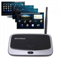 RK3188T Q7S Android 4.4 TV Box Quad core Wifi Media Player Full 1080P 2G/8GB Sup 2