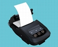NP100 Portable Bluetooth Thermal Printer 58mm with Micro USB Interface 11