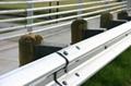 Steel Guard Rails Used in Highway