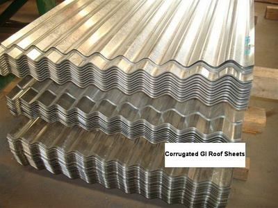 Corrugated Gi Roofing Sheet Corrugation Machine For Sale
