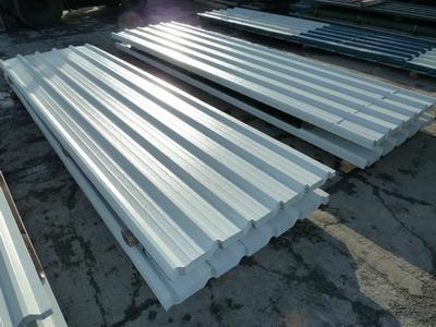Regular Aluminium Long Span Roofing Sheet Cold Roll