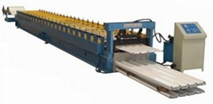 IBR Profile (inverted Box Rib) Roofing Sheet Forming Machine For Sale