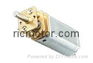 MINI Gearbox motor 6V