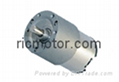 24V gearbox and motor