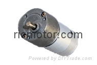 12V 24V  High torque DC GearBox Motor