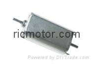 FF-050 dual shaft  micro dc motor 12V