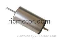 Dual shaft 16mm Coreless motor 12VDC