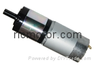 36mm High Torque Micro Planetary Gearbox motor