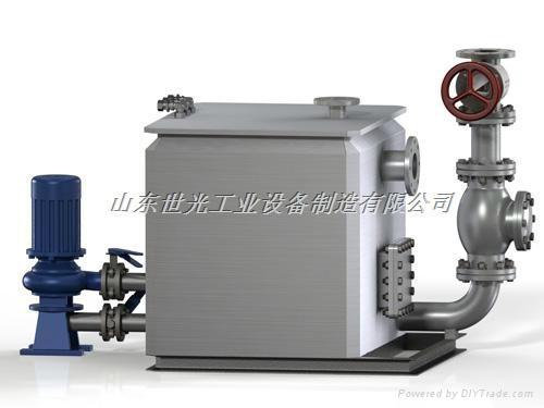 一體化變頻預制泵站 1