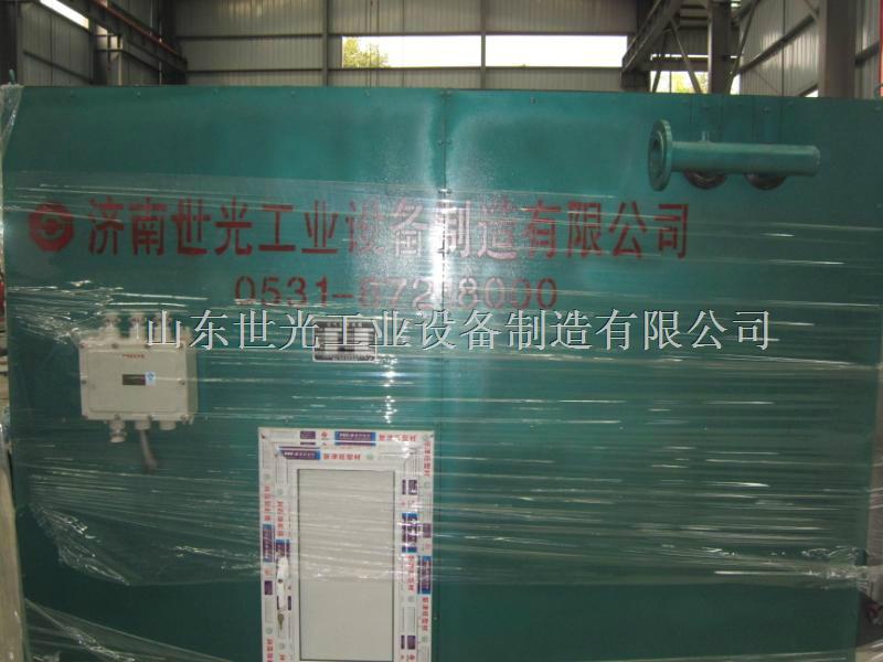 煤矿KJZ热风机组 3