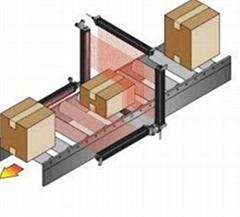 C3000产品大小检测光幕