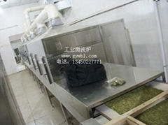微波瓜子烘烤設備