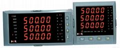 虹潤儀表三相綜合電量表