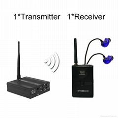 Digital Wireless Stage audio Monitor System