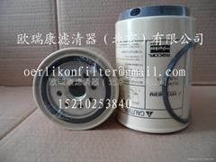 現代挖掘機R225LC-9T油水分離器濾清器