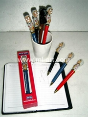 BobbleHeads Ball Pen