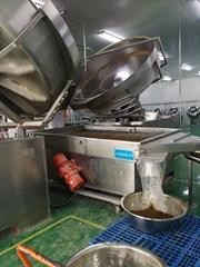 Pearl boba rounding machine 2.5 meters