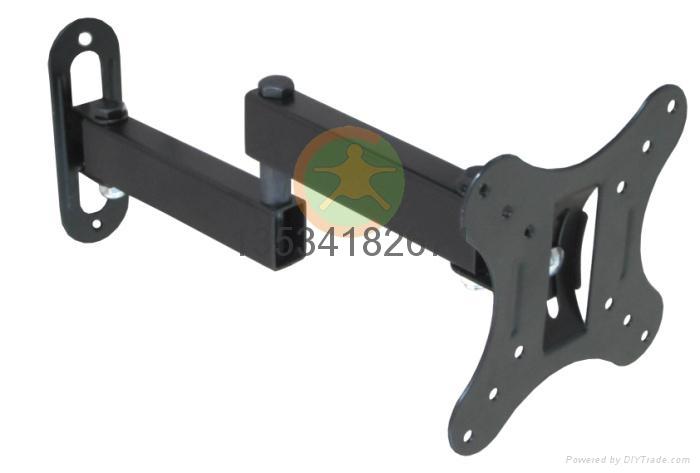 鋁合金液晶顯示器支架/鋁合金旋轉顯示器挂架W100 3