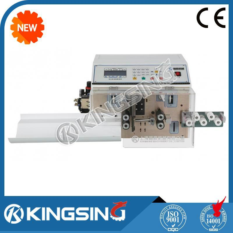 Multi Function Wire Cutting And Stripping Machine - Ks-w105