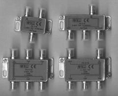 splitter and taps, power insert