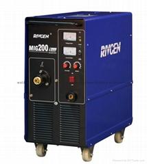 DC INVERTER MIG200S  Welder machine for perfect beam