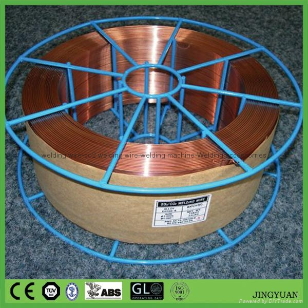 ER70S-6 MIG WELDING WIRE/SG2 WELDING WIRE IN WIRE SPOOL WITH SMALL ...