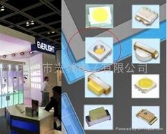供应贴片发光二极管SMD LED