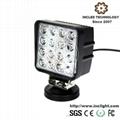 4.5 Inch Spotlight 48W LED Work Lights