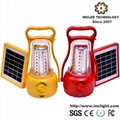 Handle Solar Camping Lantern Light with