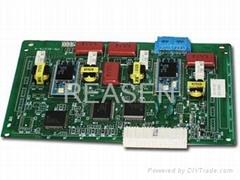 NEC7400M100交换机分机板中继板