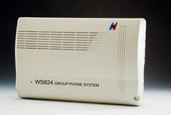 賽納科技製造WS824集團電話
