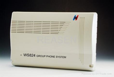 集团电话型号WS824(9H) 1